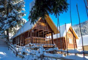 готель озеро синевир